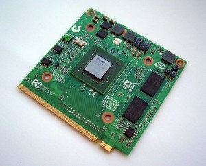 Geforce 8400M GS 256Mb