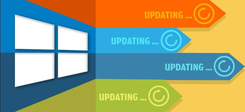 Windows updatingg